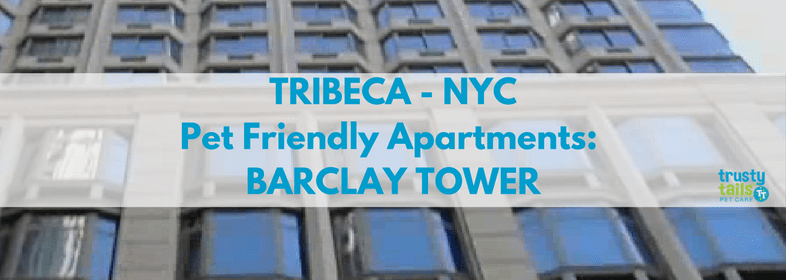 TRIBECA PET FRIENDLY APARTMENTS - BARCLAY TOWER (1)